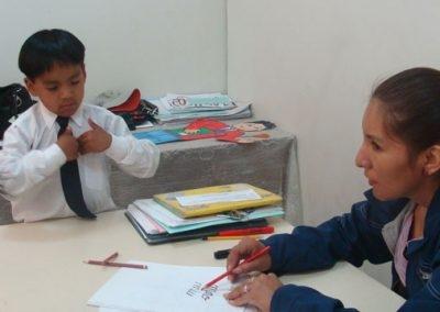 Promoviendo las habilidades sociales y el desarrollo personal a través del programa psicopedagógico.
