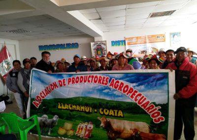 Asociación de productores agropecuarios de Coata