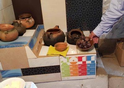Cocina ecológica instalada