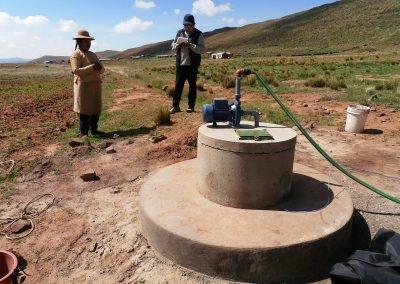 Pozo de Agua de Subsuelo
