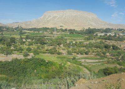 Vista panorámica del distrito del Torata.